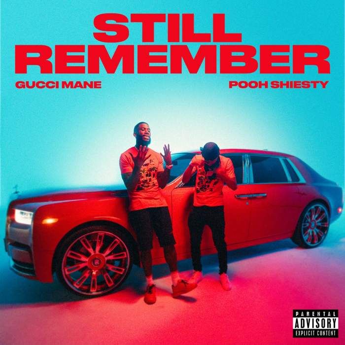 Gucci Mane - Still Remember (feat. Pooh Shiesty)