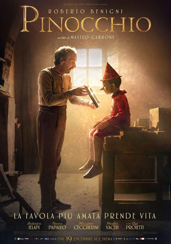 Pinocchio (2019) [Italian]