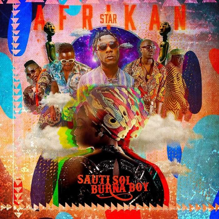 Sauti Sol - African Star (feat. Burna Boy)