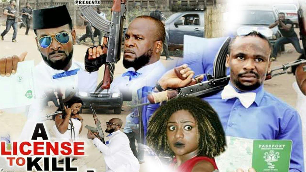 A License to Kill (2017)