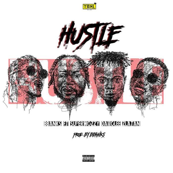 B Banks - Hustle (feat. Superwozzy, Davolee & Zlatan)