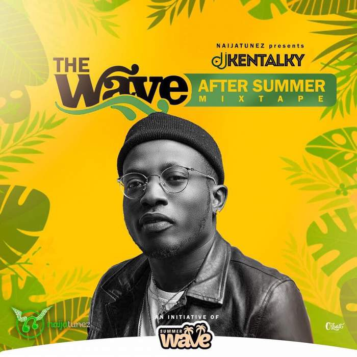 DJ Kentalky - The Wave After Summer Mix