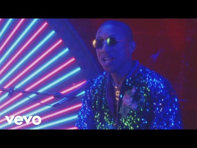 Calvin Harris - Feels (Video 2) (feat. Pharrell Williams, Big Sean & Katy Perry)