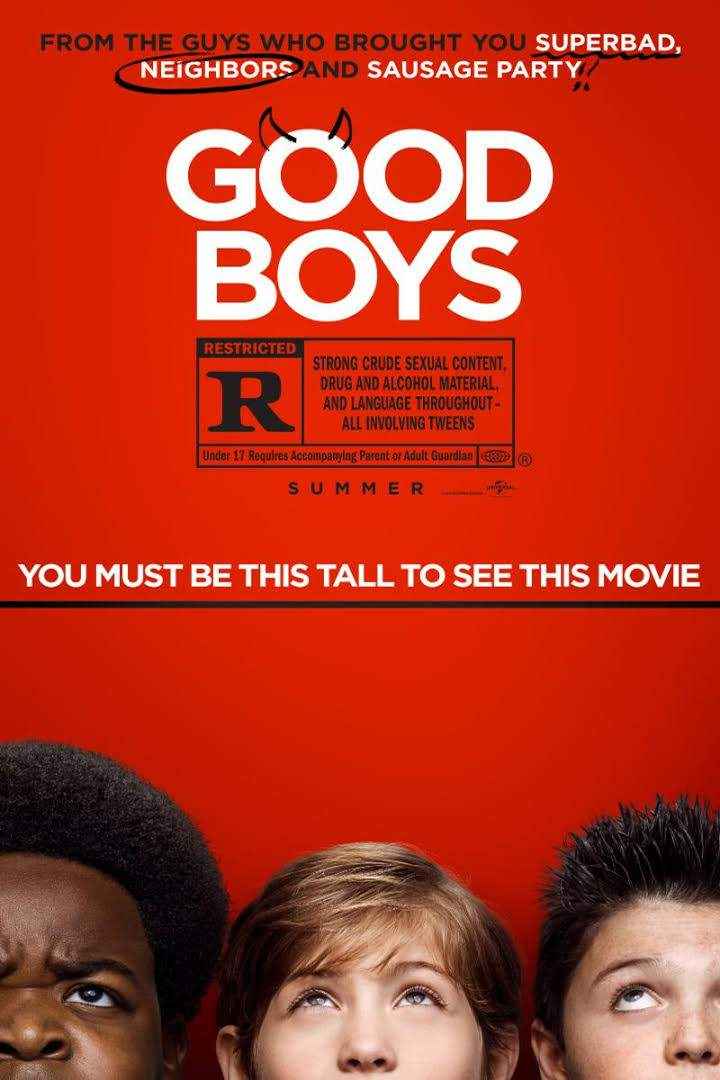 NEW MOVIE: Good Boys [ Hollywood | Block Buster, Comedy 2019]