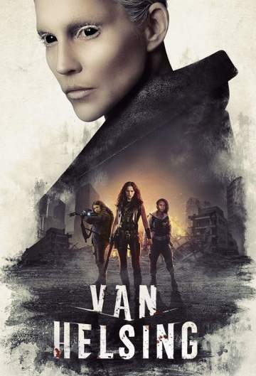 New Episode: Van Helsing Season 4 Episode 12 - Three Pages