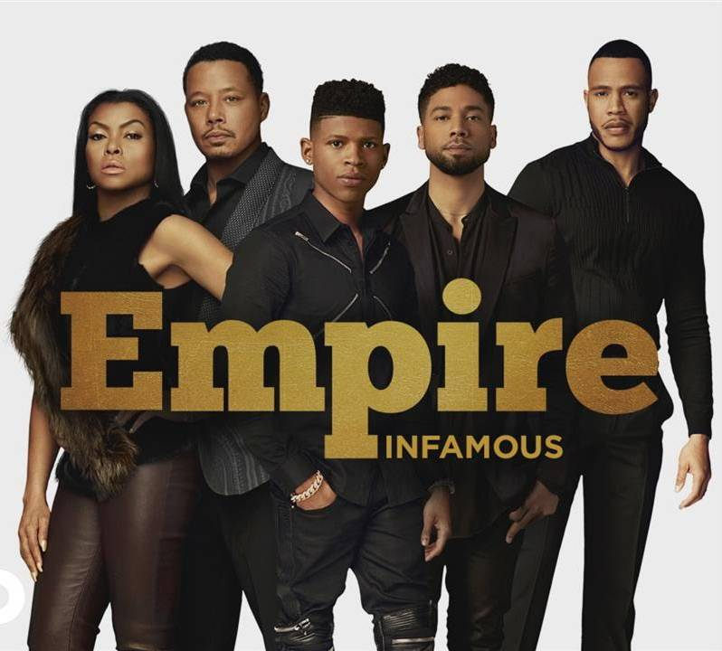 Empire Cast - Infamous (ft. Mariah Carey & Jussie Smollett)