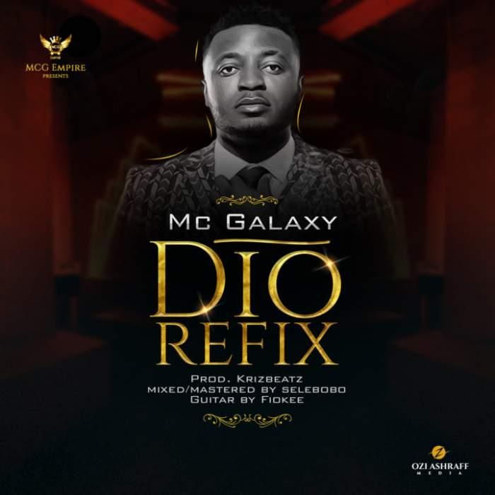 MC Galaxy - DIO (Refix)