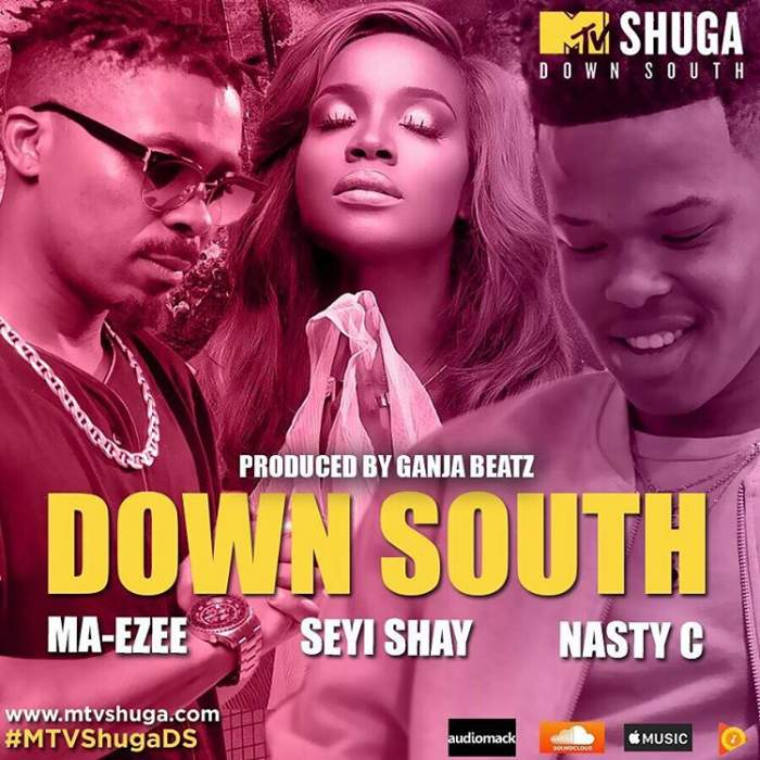 MTV shuga - Down South (feat. Seyi Shay, Nasty C & Ma-E)