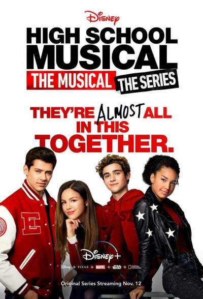 Series Premiere: High School Musical: The Musical: The Series Season 1 Episodes 1 & 2