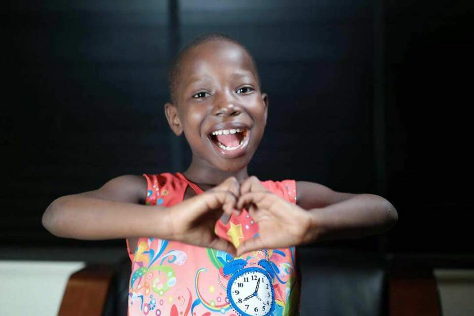 Happy birthday to little Comedienne Emmanuella, She is 7 Today