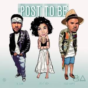 Omarion - Post To Be (Radio Rip) (feat. Chris Brown & Jhene Aiko)