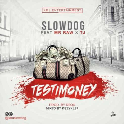 SlowDog - Testimoney (feat. Mr Raw & TJ)