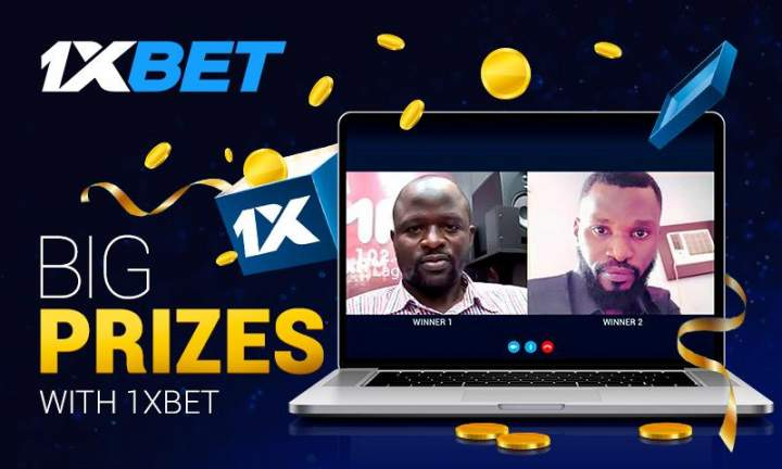 How to win a motorcycle with 1xBet - success stories