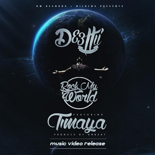 Deettii - Rock My World (feat. Timaya)