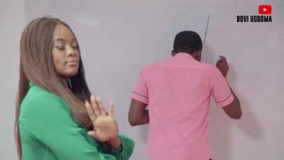 Comedy Skit: Bovi Back to School Series - Episode 11 (Spelling Bee)
