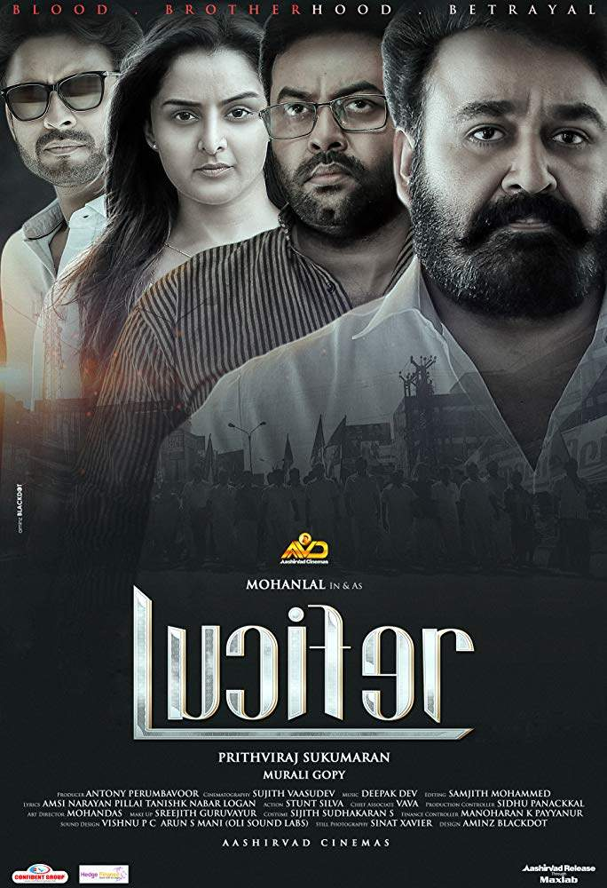 FRESH MOVIE :Lucifer (2019) [Indian]