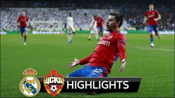 Video: Real Madrid 0 - 3 CSKA Moscow (Dec-12-2018) Champions League Highlights