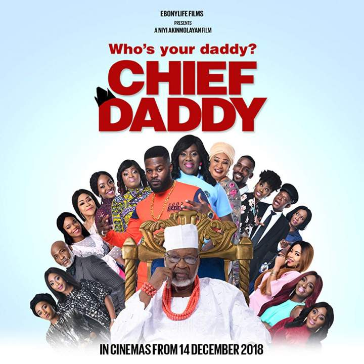 FRESH MOVIE :Chief Daddy (2018)
