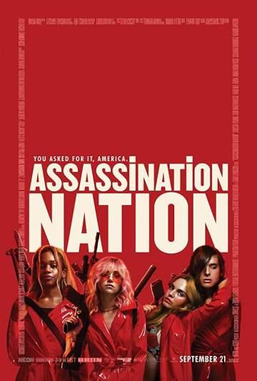 Movie: Assassination Nation (2018)
