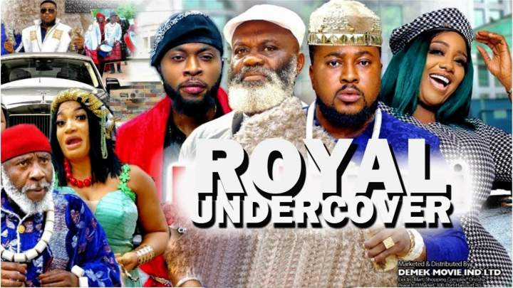 Movie: Royal Undercover (2021) (Parts 1 & 2)