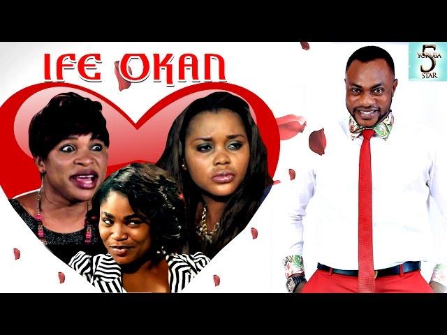 Ife Okan - [Starr. Odunlade Adekola & Bukola Ogundare]