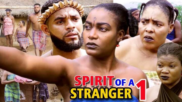 Spirit of a Stranger (2019)