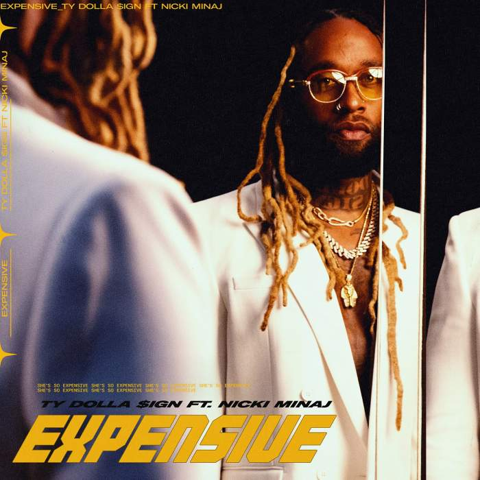 Ty Dolla Sign - Expensive (feat. Nicki Minaj)