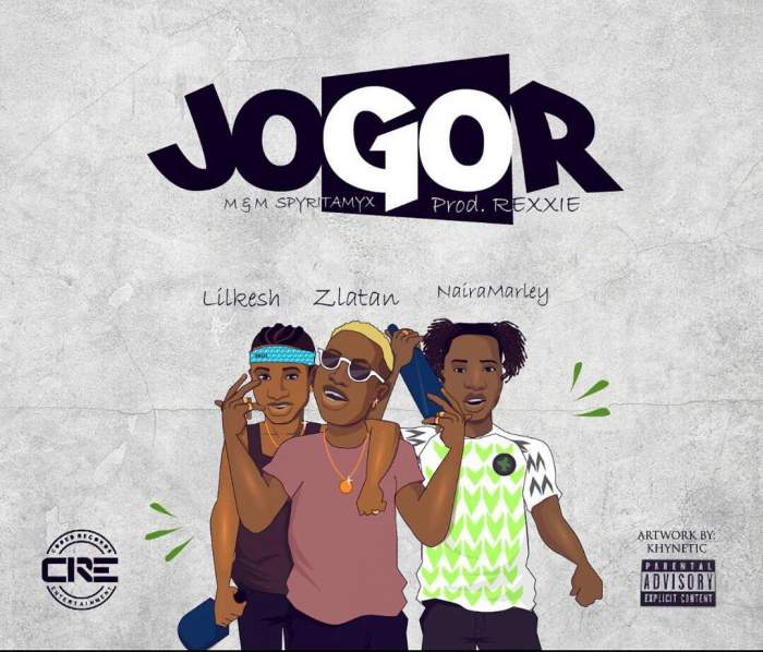 Zlatan - Jogor (feat. Lil Kesh & Naira Marley)