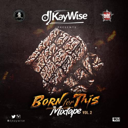 DJ Kaywise - Born For This Mix (Vol. 2)