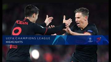 Video: Liverpool 2 - 3 Atl. Madrid (Mar-11-2020) UEFA Champions League Highlights