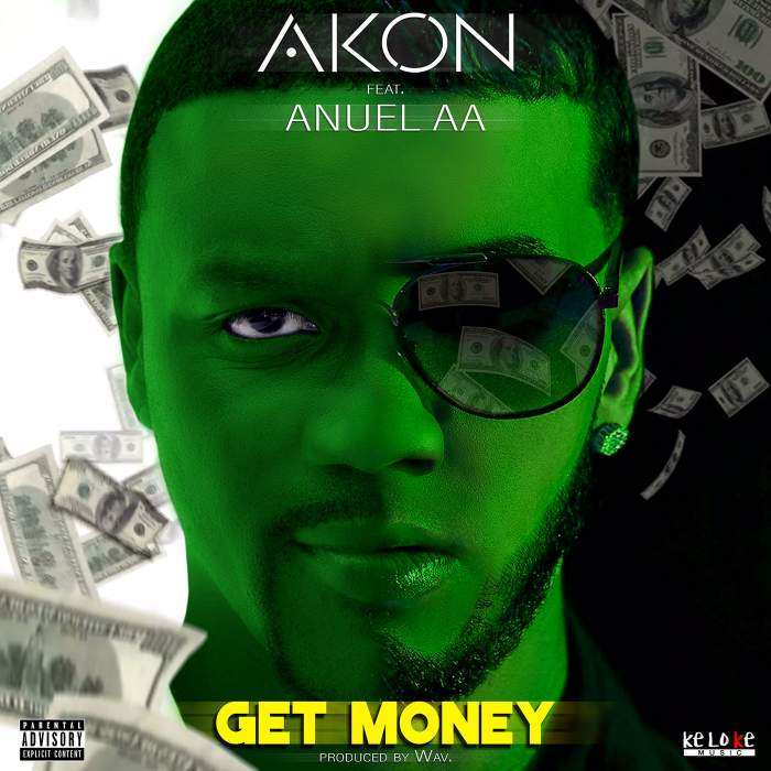 Akon & Anuel AA - GET MONEY