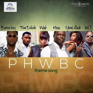 Waje, Nosa, Yemi Alade, Burna Boy, Timi Dakolo & M.I - PHWBC 2014 Theme Song