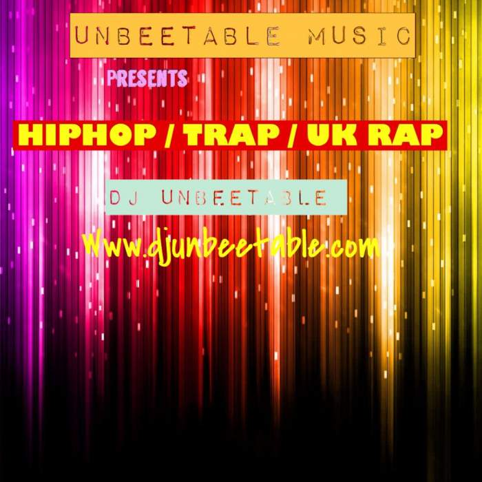 "DJ Unbeetable - ""New Hip-Hop Mix"" (2017)"