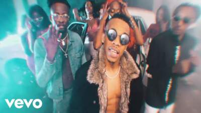 Video: Tekno, OG, Flimzy & Selebobo - Anyhow