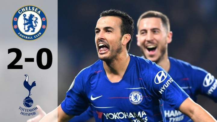 Chelsea 2 - 0 Tottenham Hotspur (Feb-27-2019) Premier League Highlights