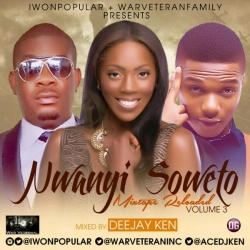 DJ Ken - Nwanyi Soweto Mix (Vol. 3)