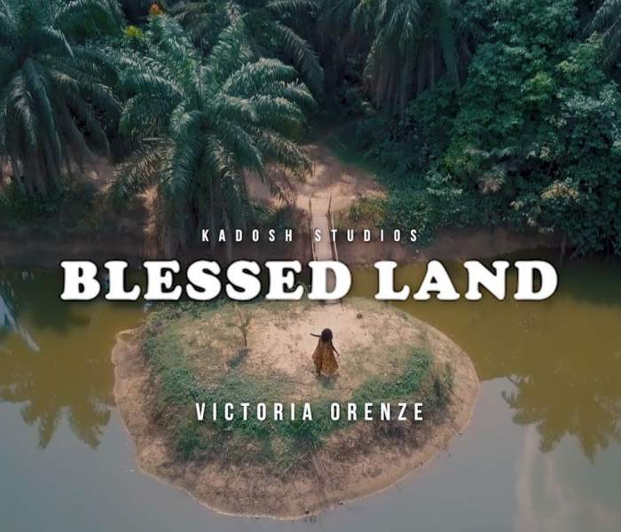 Victoria-Orenze-Blessed-Land