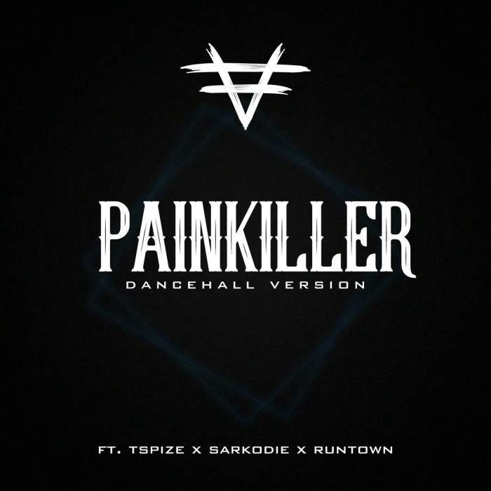 TSpize, Runtown & Sarkodie - Pain Killer (Remix)