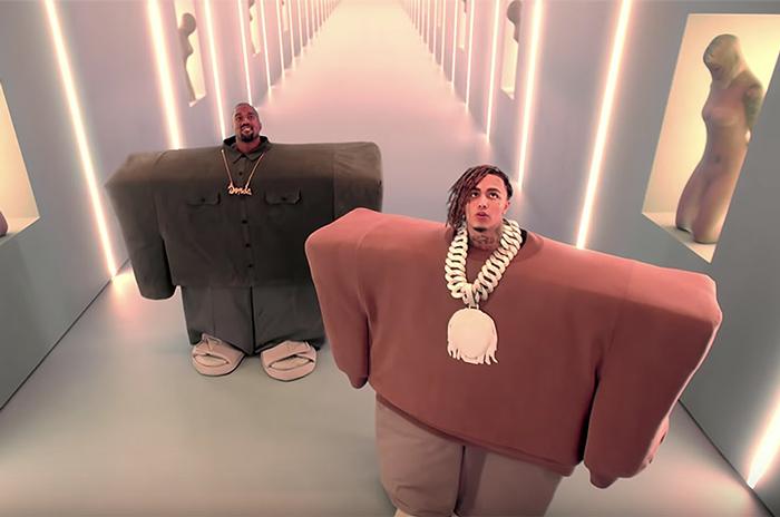Kanye West & Lil Pump - I Love It (feat. Adele Givens)