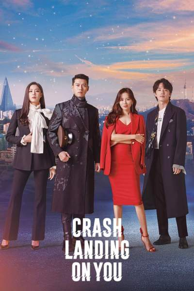 Series Download: Crash Landing on You (Complete Season 1) [Korean]
