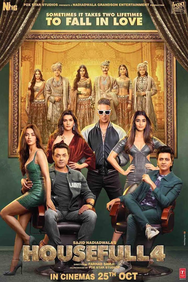 Housefull 4 (2019) [Indian]