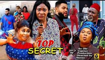Nollywood Movie: Top Secret (2020)  (Parts 1, 2, 3 & 4)