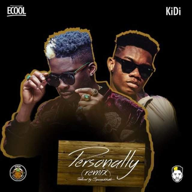 DJ ECool - Personally (Remix) (feat. KiDi)