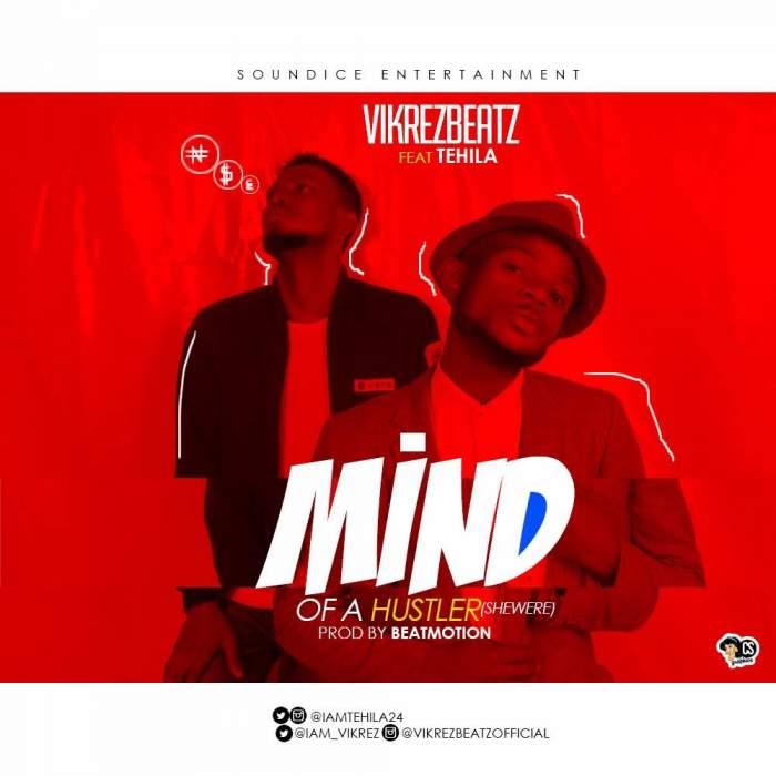 VikrezBeatz - Mind of a Hustler (feat. Tehila)