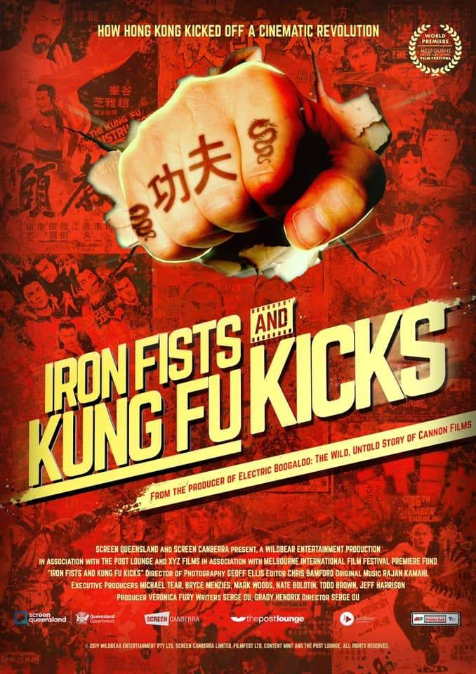 Iron Fists and Kung Fu Kicks (2019)