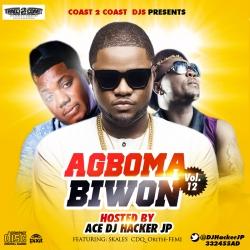 DJ Hacker Jp - Agbomabiwon Mix (Vol. 12)