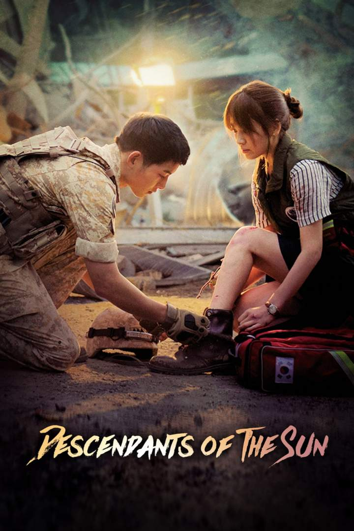 Descendants of the Sun – Korean Drama