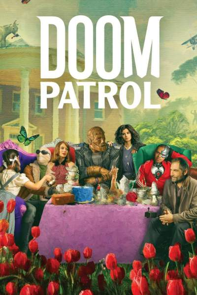 Season Finale: Doom Patrol Season 2 Episode 9 - Wax Patrol