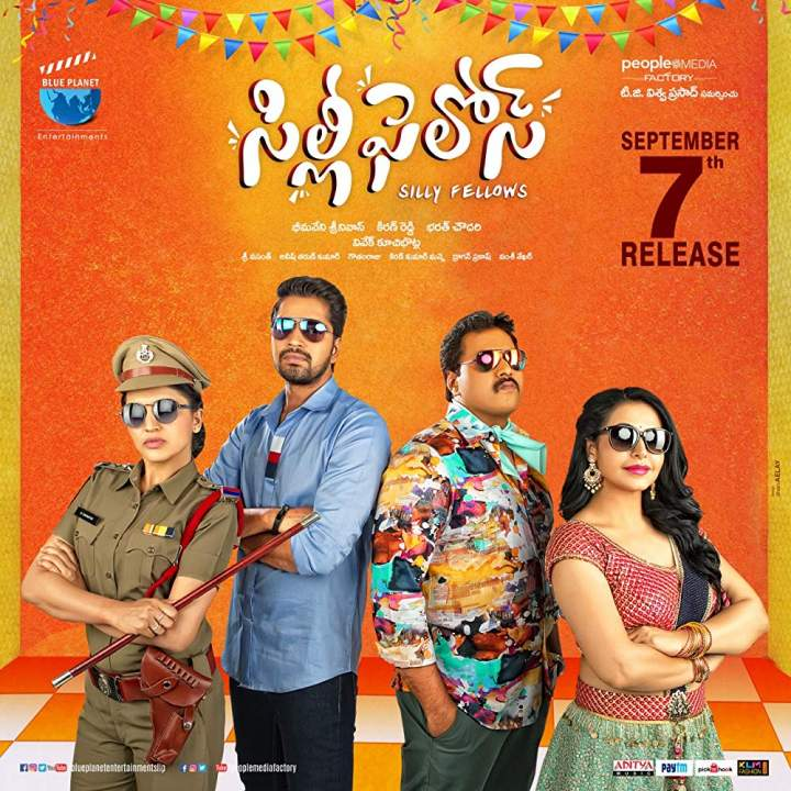 [Indian MOVIE] Silly Fellows (2018)