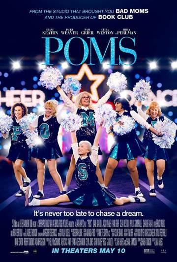 Movie: Poms (2019)